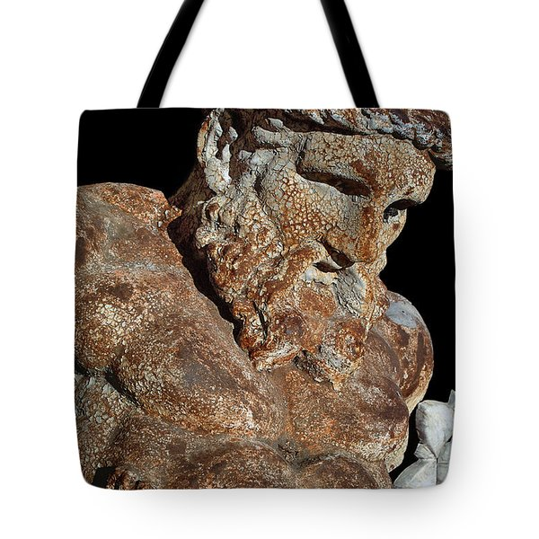ancient nudes photograph - Atlas Shrugged Tote Bag