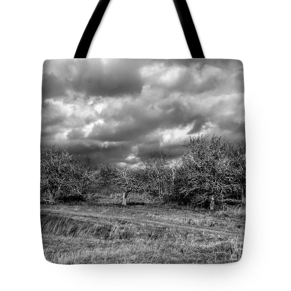 Ancient Orchard Tote Bag