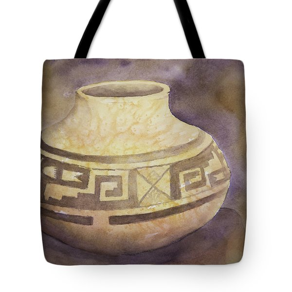 Ancient Pottery Tote Bag