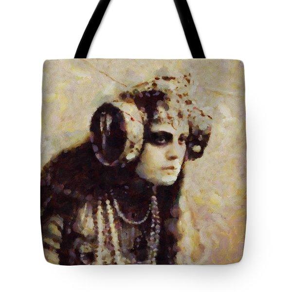 Ancient Seer Tote Bag