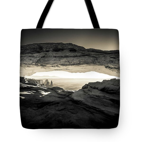 Ancient View Tote Bag