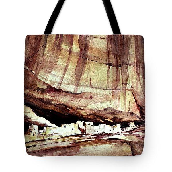 Ancient Wall Tote Bag