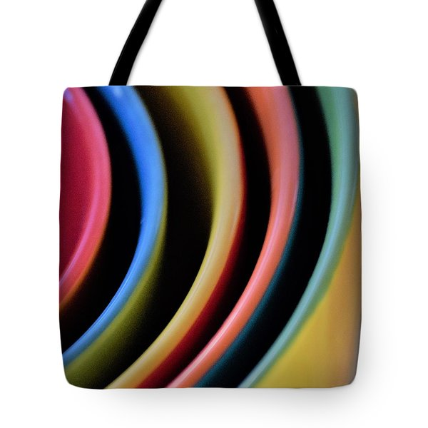 And A Dash Of Color Tote Bag