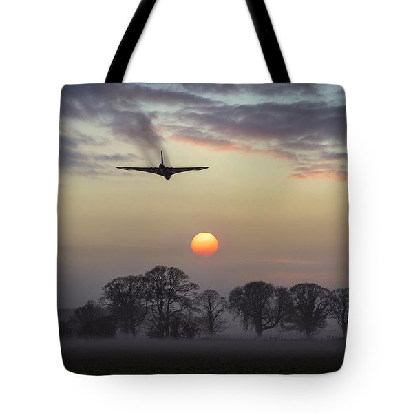 And Finally Tote Bag by Gary Eason