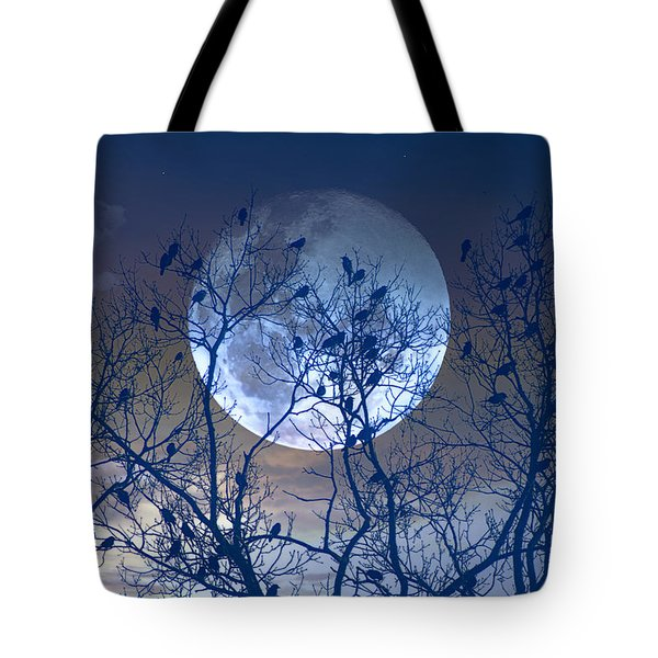 And Now Its Time To Say Goodnight Tote Bag by John Rivera