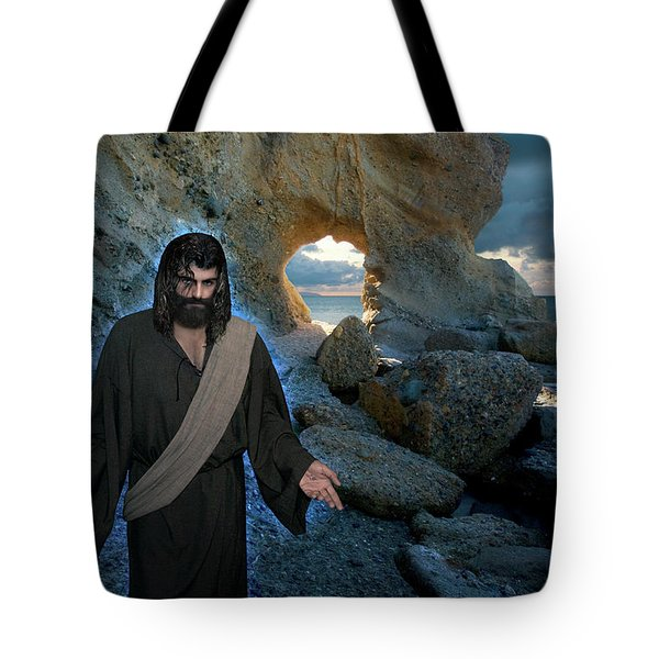 And Surely I Am With You Always To The Very End Of The Age Tote Bag