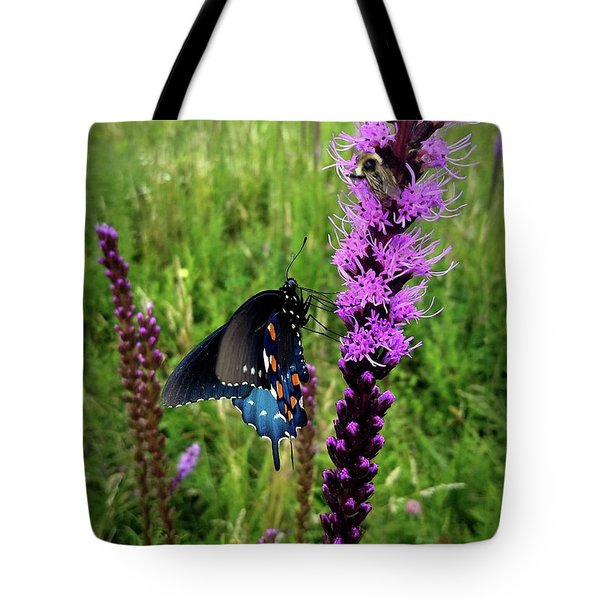And The Bee Tote Bag