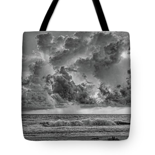 And The Rains Came 2 - Clouds Tote Bag