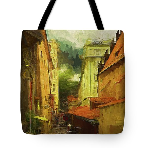 And Then It Rained Tote Bag