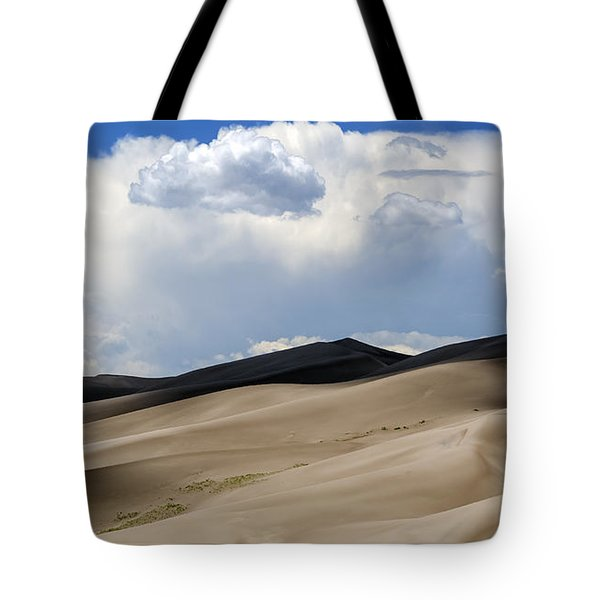 And Then The Storm Tote Bag