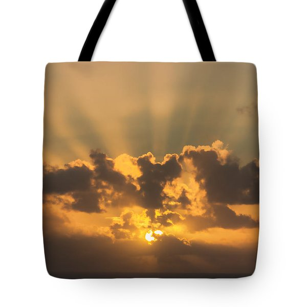 And Then There Was Day Five Tote Bag by Roberta Byram
