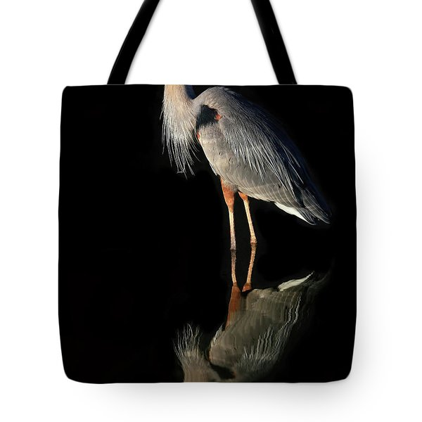 Tote Bag featuring the photograph And Then There Were Two by Donna Kennedy
