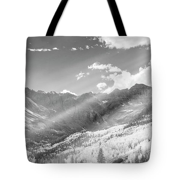 Tote Bag featuring the photograph And You Feel The Scene by Jon Glaser