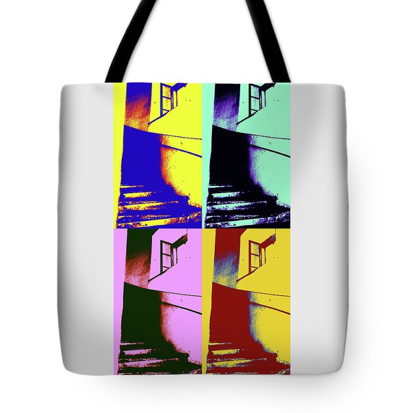 Andalusia Tote Bag by Tetyana Kokhanets