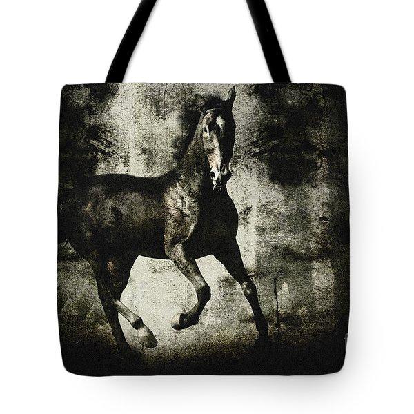 Andalusian Horse Tote Bag