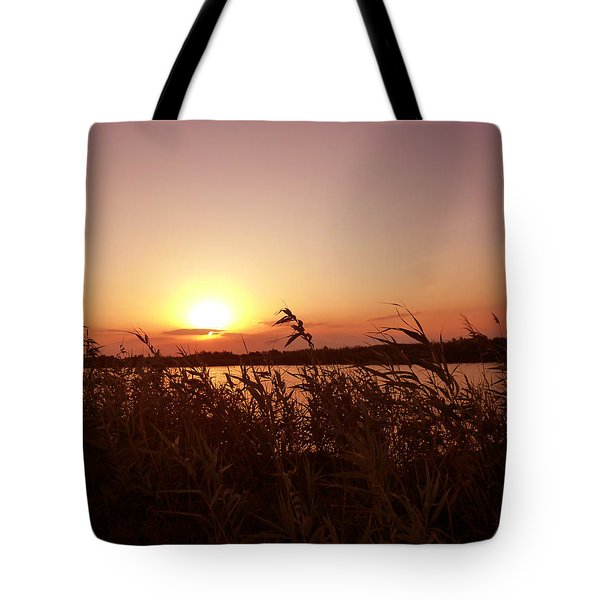Andalusian Landscape Tote Bag