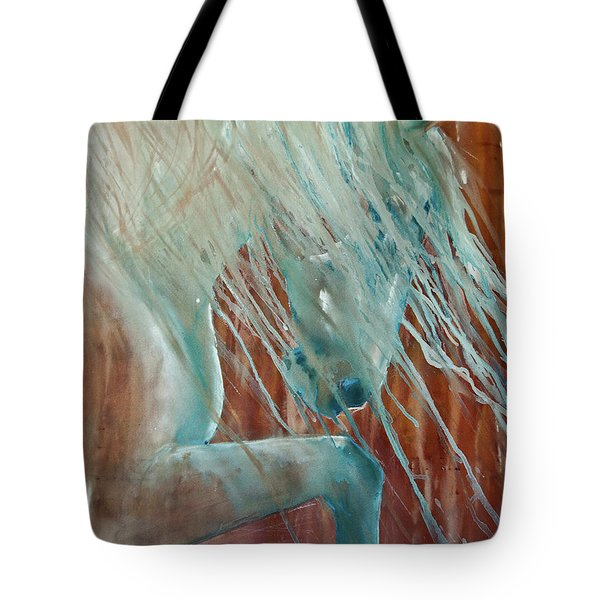 Andalusian Stallion Tote Bag