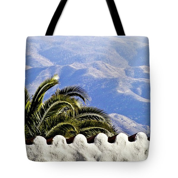 Andalusian View Tote Bag by Heiko Koehrer-Wagner