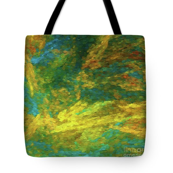 Tote Bag featuring the photograph Andee Design Abstract 16 A 2018 by Andee Design