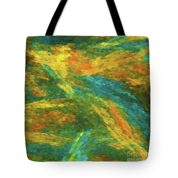 Tote Bag featuring the photograph Andee Design Abstract 16 B 2018 by Andee Design