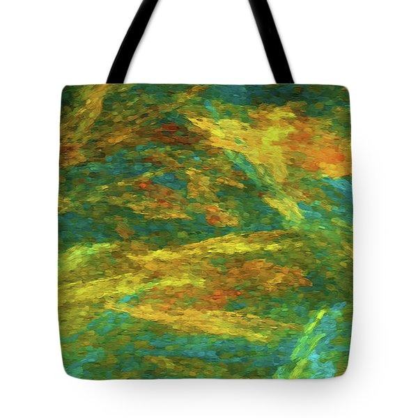 Tote Bag featuring the photograph Andee Design Abstract 16 C 2018 by Andee Design