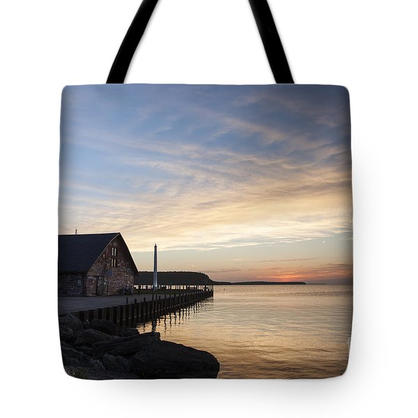 Anderson Dock Tote Bag