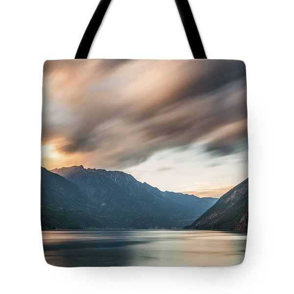 Anderson Lake Dreamscape Tote Bag by Pierre Leclerc Photography