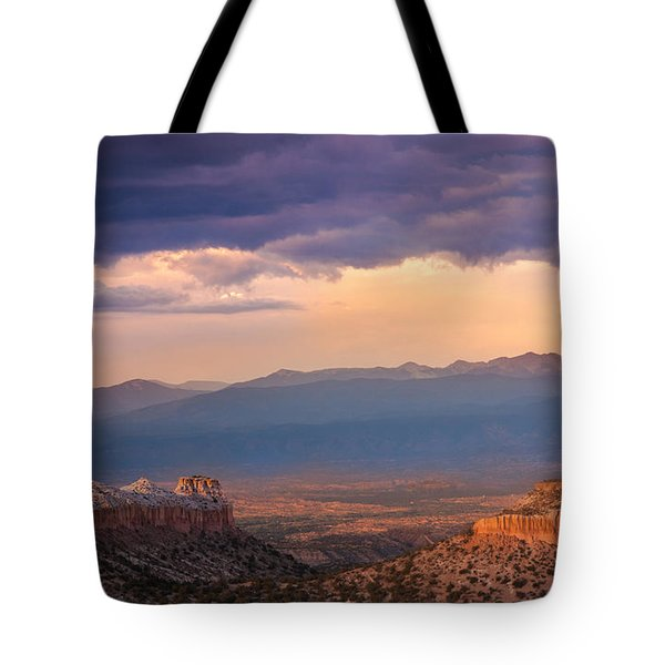 Anderson Overlook Tote Bag