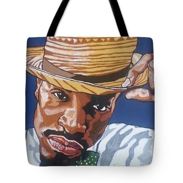 Andre Benjamin Tote Bag