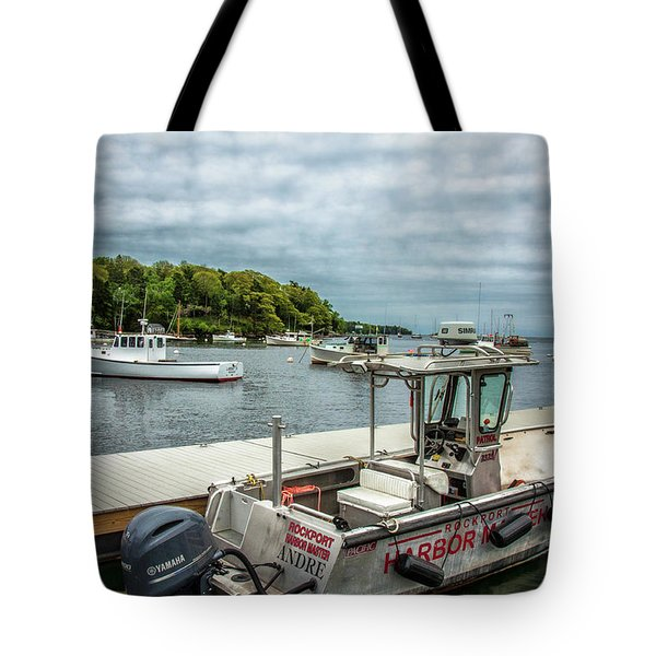 Andre Tote Bag by Daniel Hebard