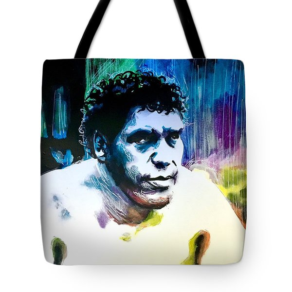 Andre The Giant Tote Bag