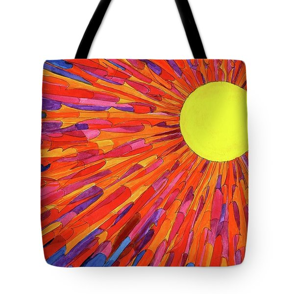 Andrea 43 Tote Bag by Charles Cater