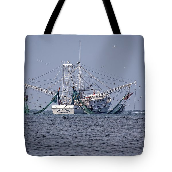 Andrea Dawn 2 Tote Bag by Alan Raasch