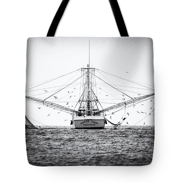 Andrea Dawn Tote Bag by Alan Raasch