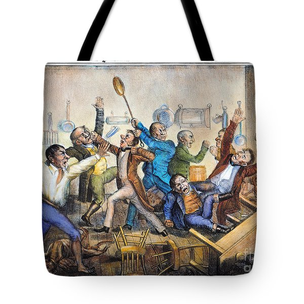 Andrew Jackson (1833) Tote Bag by Granger