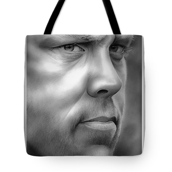 Andrew Simpson Tote Bag