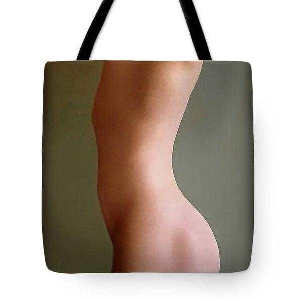 Andro C Tote Bag
