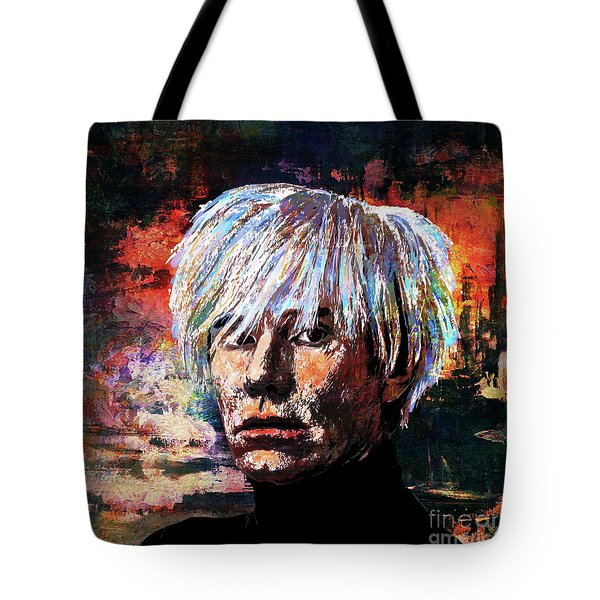 Andy Tote Bag