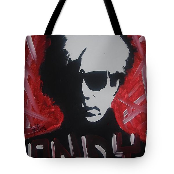 Andy, Andy Tote Bag