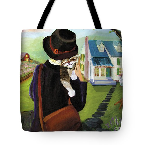 Andy's Home Tote Bag