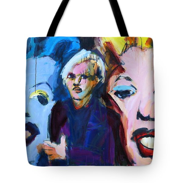 Andy's Monsters Tote Bag