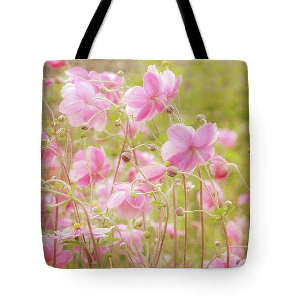 Anemone Dance Tote Bag