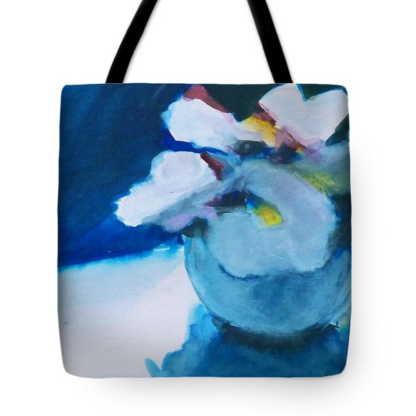 Anemones Tote Bag by Ed  Heaton