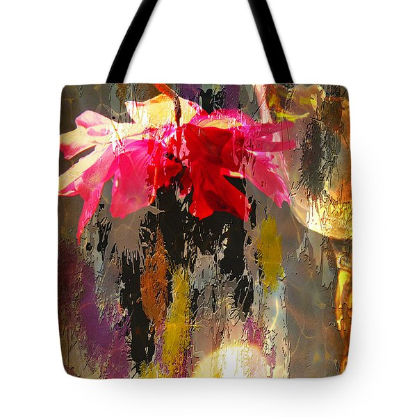 Anemone Monday Tote Bag