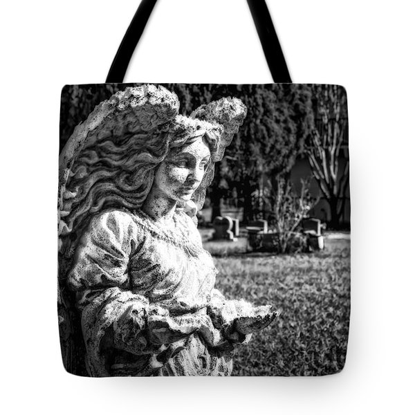 Angel 006 Tote Bag by Michael White