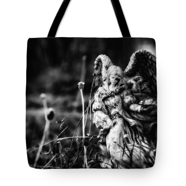 Angel 007 Tote Bag by Michael White