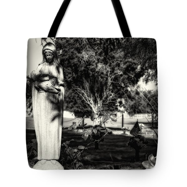 Angel 008 Tote Bag by Michael White