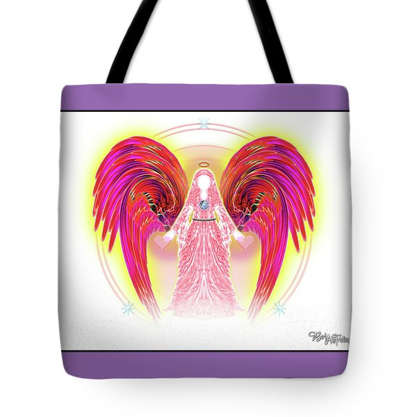 Angel #199 Tote Bag