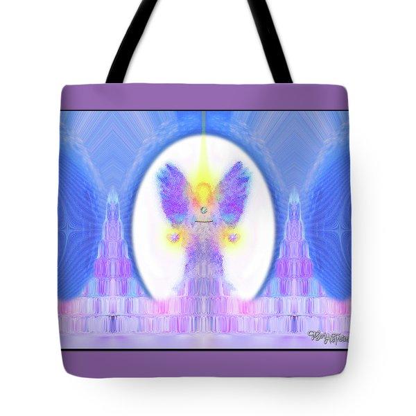 Angel #200 Tote Bag