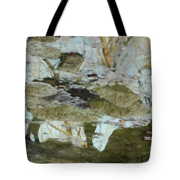 Angel Disguised As Coyote Tote Bag